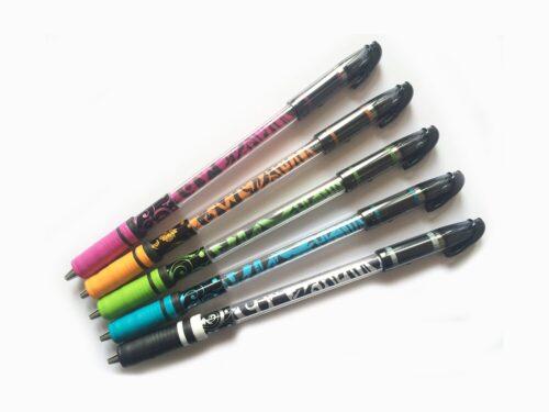 Односторонние ручки для Pen Spinning