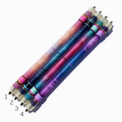 Двухсторонние ручки для Pen Spinning